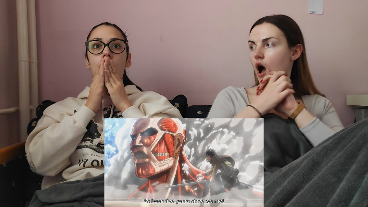Download Attack on Titan 1x04 Reaction