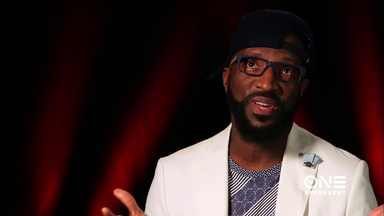 Unsung Hollywood   Rickey Smiley Loves the Kids
