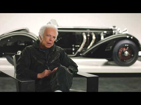 Ralph Lauren interview about his car collection New York - Unravel Travel TV