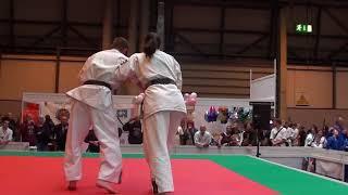 Ishin Ryu Jujitsu at the Martial Arts Show 2011 (Tom and Ruth)