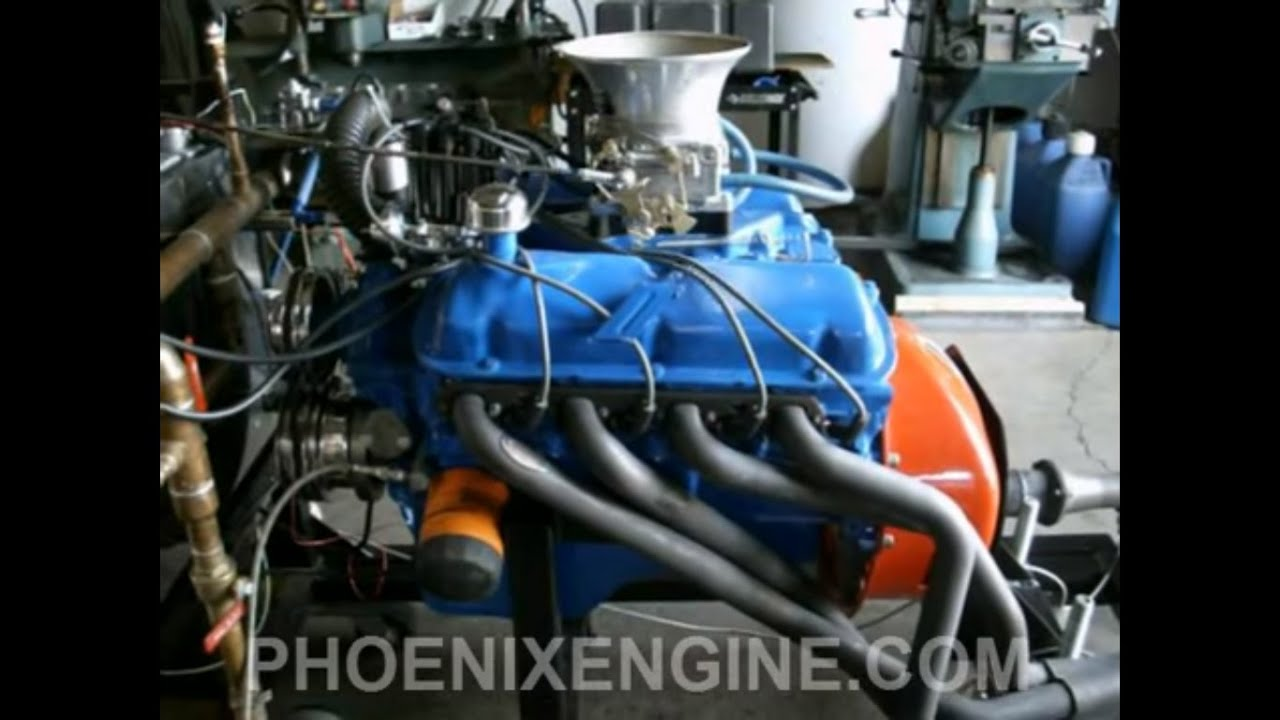 Ford 289 300HP All Original Stock Engine for your Mustang