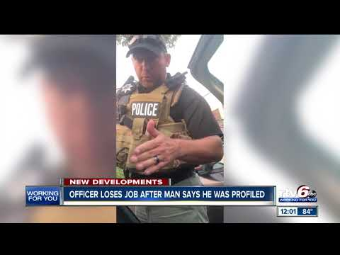 Officer In Viral Indianapolis Apartment Arrest No Longer With Police Department