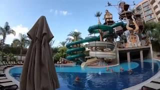 Обзор отеля Long Beach Resort Hotel spa Turkey Лонг Бич Резорт Турция