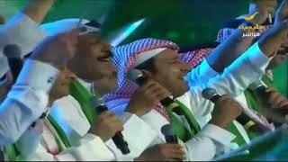 عبدالله الرويشد - سيوف العز ( ربنا واحد ) - اليوم الوطني 87