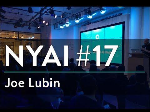 NYAI #17: Blockchain + AI - Machine Economy  w/ Joe Lubin