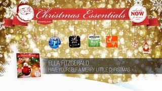 Ella Fitzgerald - Have Yourself a Merry Little Christmas // Christmas Essentials