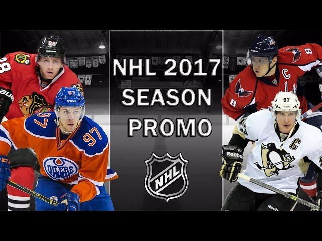 NHL 2017 Season Promo [HD]