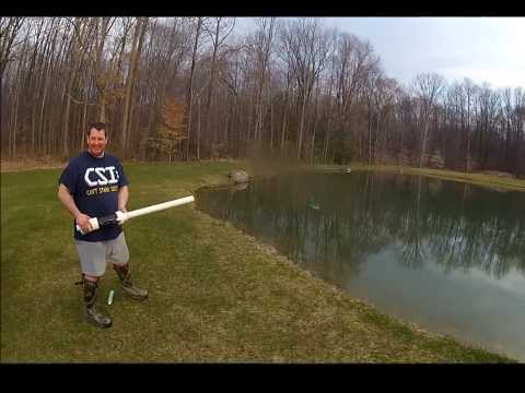 Fishing With A Potato Gun