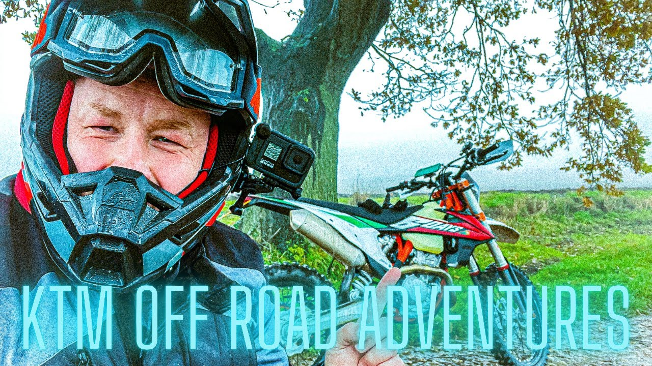 KTM Off Road Adventures   EP5 Super Naked and Jerez Channel Updates   Nearly Get Stuck In A Rut!!!