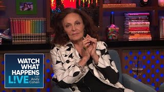 Julianne Moore Talks About Cousin Marisa Tomei | WWHL