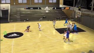 NBA Live 10 Adidas Live Run