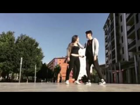 Ed Sheeran Galway Girl Shuffle Dance (Music Video) Electro House (Aidan McCrae Bootleg