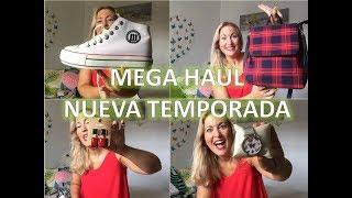 NUEVA TEMPORADA ZARA+STRADIVARIUS+MEGA HAUL