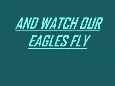 """Fly, Eagles, Fly"" The Philadelphia Eagles Fight Song"