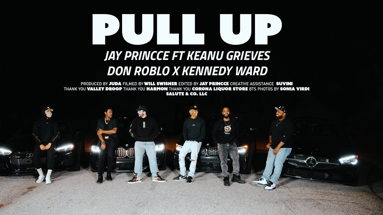 New Video: Jay Princce - Pull Up feat. Kennedy Ward, Keanu Greeves & Don Roblo