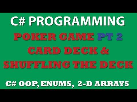 C# Poker Game