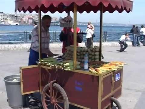 Με φουσκωτό στην Κωνσταντινούπολη