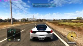 Test Drive Unlimited 2 l Ferrari 458 Italia Carbon