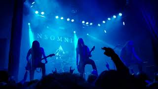 Insomnium - Only One Who Waits [ Live @Trees Dallas, TX ]