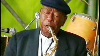 """""""Besame mucho"""" Benny Waters (96) & Jan Jankeje Trio  Löwenstein 1998 """"Bésame mucho"""""""