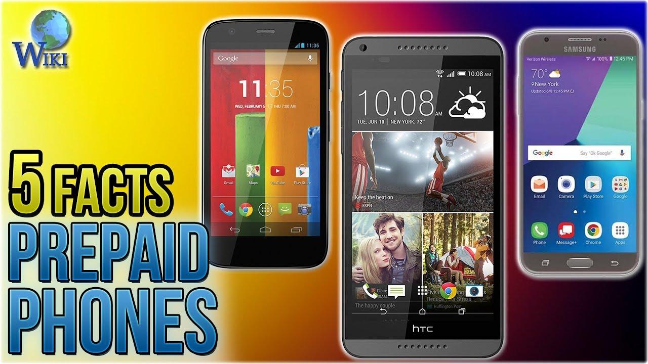 Top 10 Prepaid Phones of 2019 | Video Review