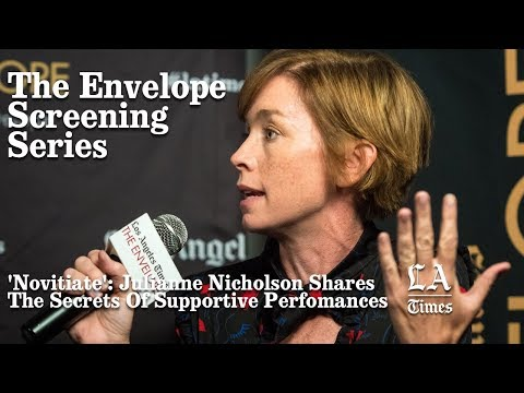'Novitiate': Julianne Nicholson Shares The Secrets Of Supportive Perfomances  Los Angeles Times