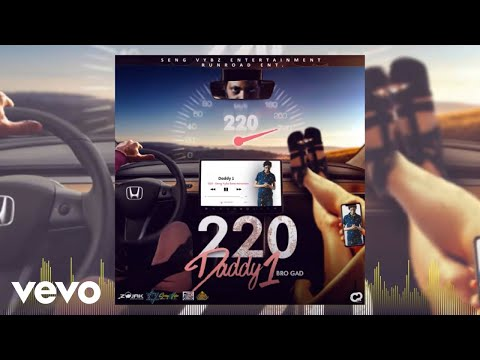 Daddy1 - 220 (Official Audio)