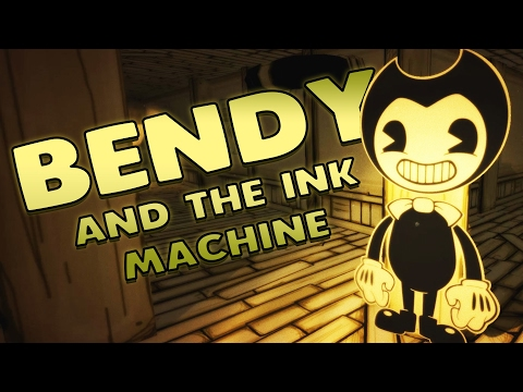 [Full-Download] Bendy Cartoon Nightmare Bendy And The Ink ...