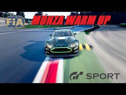 GT Sport FIA Monza Practice thumbnail