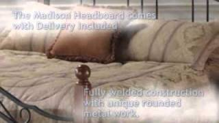 Madison Headboard - Hillsdale Furniture