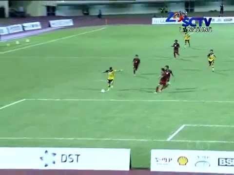 INDONESIA u19 (1-3) BRUNEI DARUSSALAM u21 Hassanal Bolkiah Trophy Full Highlights 11/8/2014