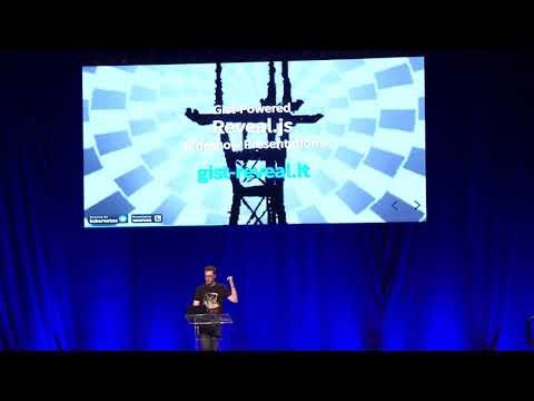 Reveal.JS Presentation Hacks—Ryan Jarvinen