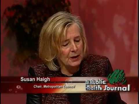 APHJ - Metropolitan Council with Susan Haigh