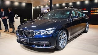 BMW 7 Series Facelift REVIEW Exterior Interior 2020 7 Series - Cars Chico