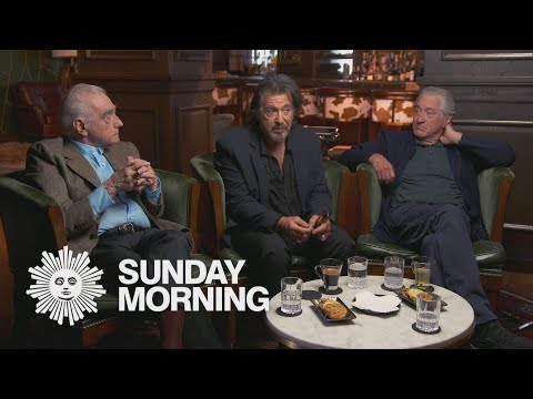 'The Irishman': Scorsese, Pacino and De Niro together, finally