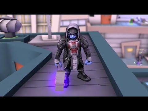 Marvel Super Hero Squad Ronan Guardians Of The Galaxy
