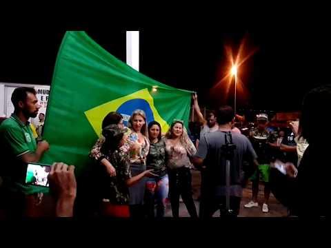 AO VIVO GREVE DOS CAMINHONEIROS BRASIL