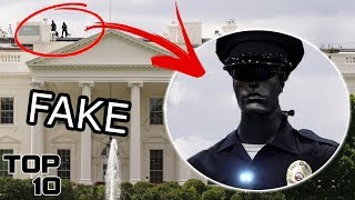 Top 10 Crazy White House Security Features