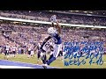 Donte Moncrief Highlights 2017-2018 Weeks 1-10