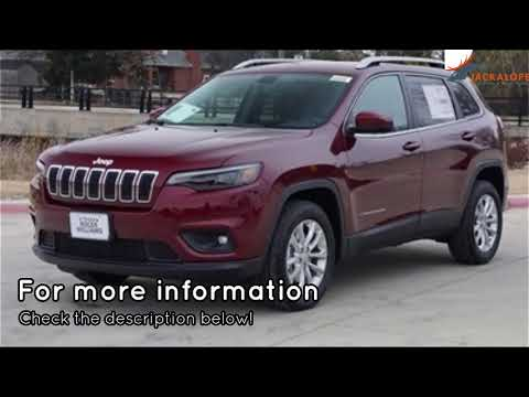 2019 Jeep Cherokee Fort Worth, Weatherford, Mineral Wells | Velvet Red | #50314