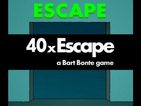 40x Escape Walkthrough lvl 1-20