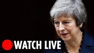 LIVE: Theresa May delivers key Brexit statement in Commons