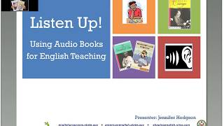 Listen Up! Using Audio Books for English Teaching
