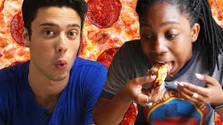 People Try Pizza From Around The World