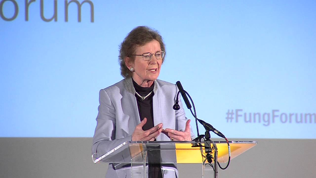 climate change as an accurate threat to humanity according to mary robinson Climate change is the greatest threat to human rights in the 21 st century these are the words of mary robinson – former president of ireland and united nations.