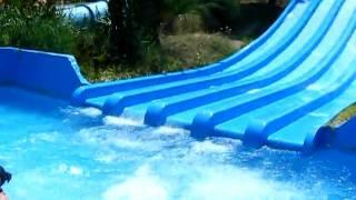 Thomas water slide