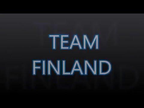 Team Finland Coed ICU 2016 Lyrics