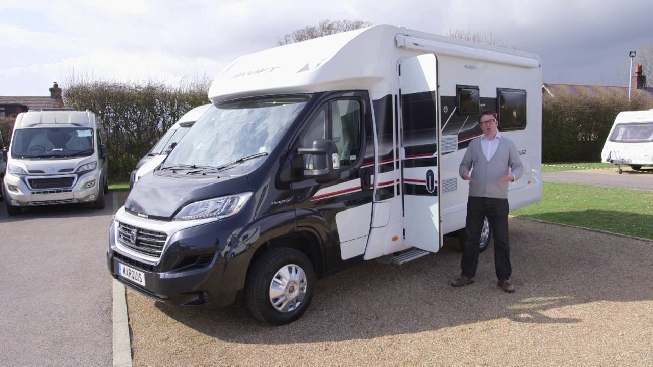 d7e120796e The Practical Motorhome Marquis Lifestyle 622 review - YouTube