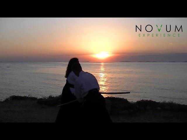 04 Ken tai jo yon - Aikido Novum Experience -合氣道 -武器技 -剣体杖四