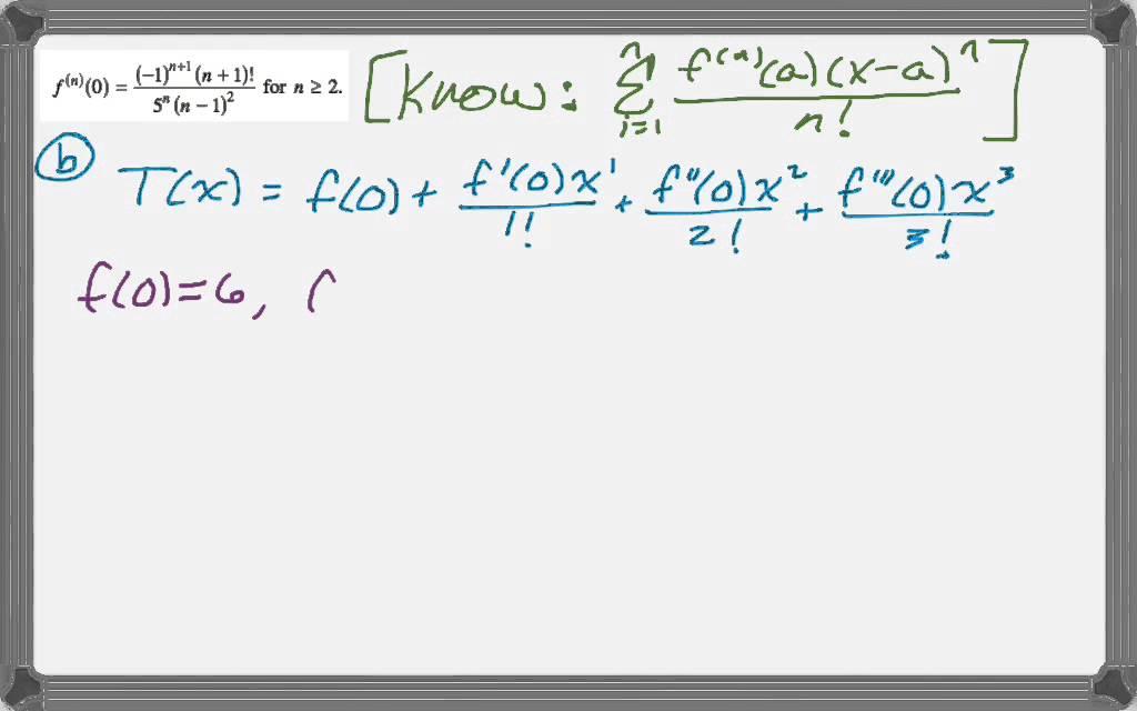 Calc BC 2005 (Form B) FRQ #3 - YouTube